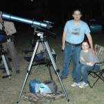 Телескоп: Sky-Watcher 809 на монтировке EQ2  Владелец: Белашов Евгений (г. Киев)