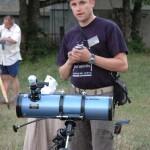 Телескоп: Sky-Watcher 13065 на монтировке EQ2  Владелец: Бобрик Андрей (г. Киев)