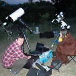 """Телескоп: Сантел МСТ 9"""" (235 мм) на монтировке EQ 6 PRO SynScan  Владелец: Бондарнеко Михаил (г. Хмельницкий)"""