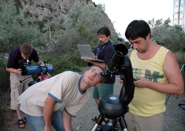 Телескоп: Celestron Nexstar SLT  Владелец:  Бунжуков Олег (г. Брянск)