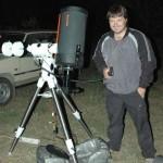 """Телескоп: Celestron 9,25""""на монтировке EQ6 Pro SynScan  Владелец: Демьянов Денис (г. Луганск)"""