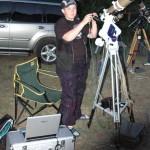 Телескоп: Sky-Watcher ED80 на монтировке Shinks  Владелец:  Дворников Игорь (г. Пятигорск)