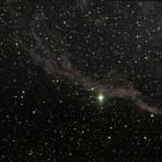 Туманность NGC6979. Михайленко Семен (Москва)