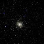 Туманность M4. Бунжуков Олег (Брянск)  ахромат Synta 150750. 5х1 мин., EQ5 без гидирования
