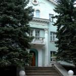 Фасад гостиницы КрАО
