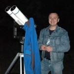 Телескоп: Бинокуляр Vixen BT - 80MA  Владелец: Копьев Алексей (г. Нижний Новгород