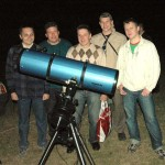 Телескоп: Sky-Watcher 2001 на монтировке EQ5  Владелец: Лозийчук Александр (Г. Киев)