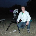 Телескоп: Meade 125 ETX  Владелец:  Лукин Евгений (г. Санкт-Петербург)