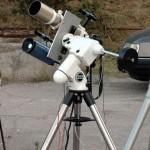 Телескоп: Sky-Watcher ED80 на монтировке EQ6 SynTrek  Владелец: Неботов Владимир (г. Харьков)