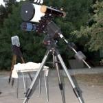 Телескоп: Sky-Watcher ED80, ТАЛ 250К на монтировке EQ6 SynScan  Владелец:  Остапенко Андрей (г. Москва)