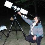 Телескоп: Астрея 130 АПО на монтировке EQ5  Владелец:  Шестырев Михаил (г. Москва)