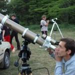 Телескоп: Sky-Watcher ED80 на самодельной экваториальной монтировке Diskus1  Владелец: Зеленый Олег (г. Донецк)