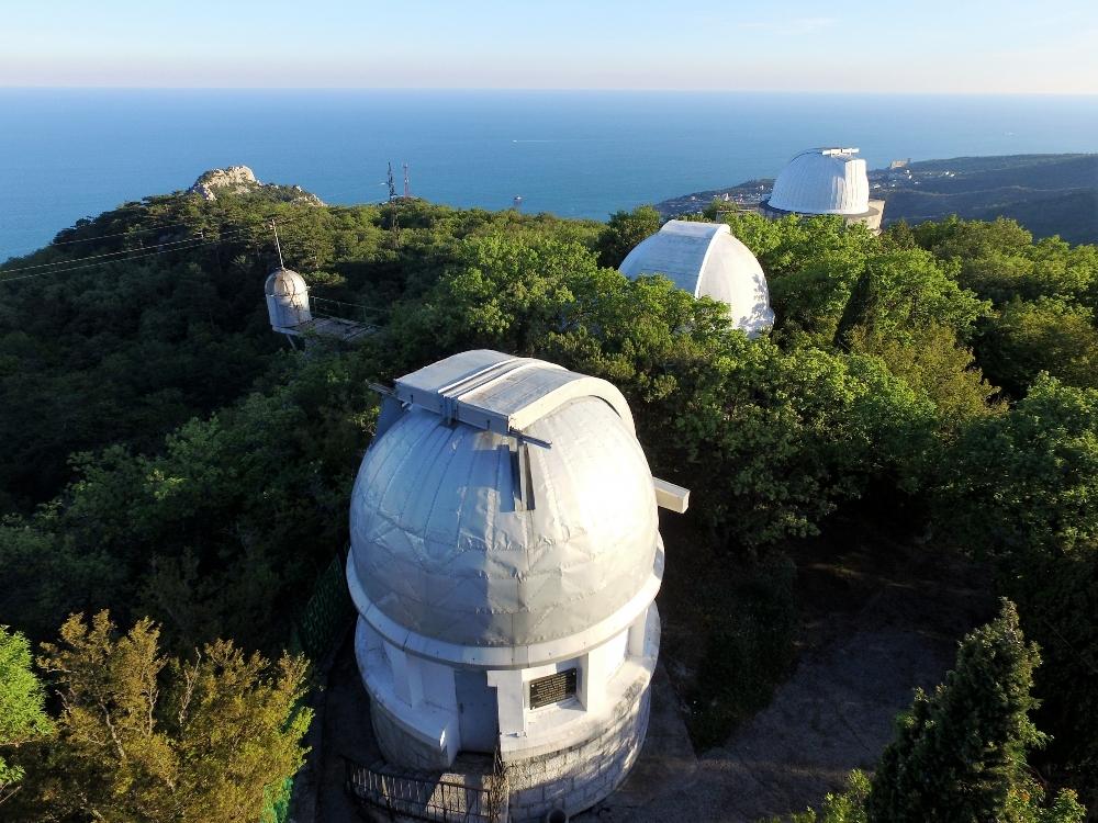 Симеиз обсерватория